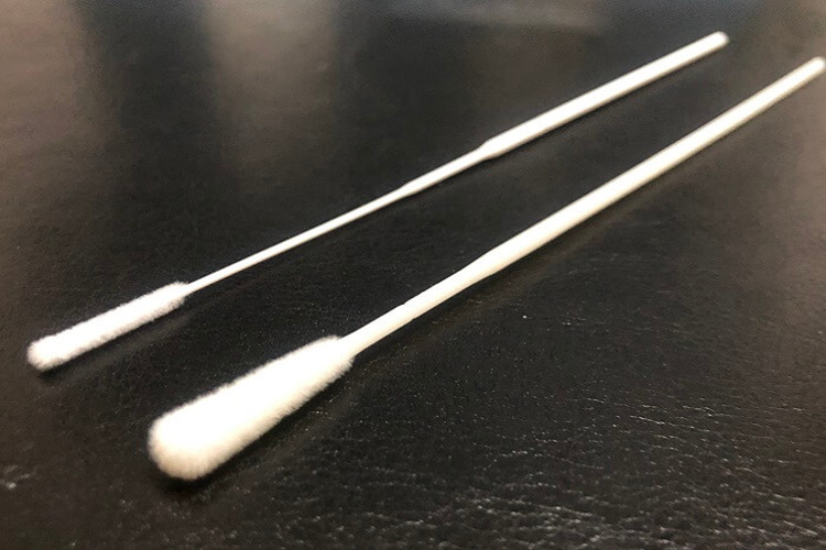 Sampling Flocked Swab
